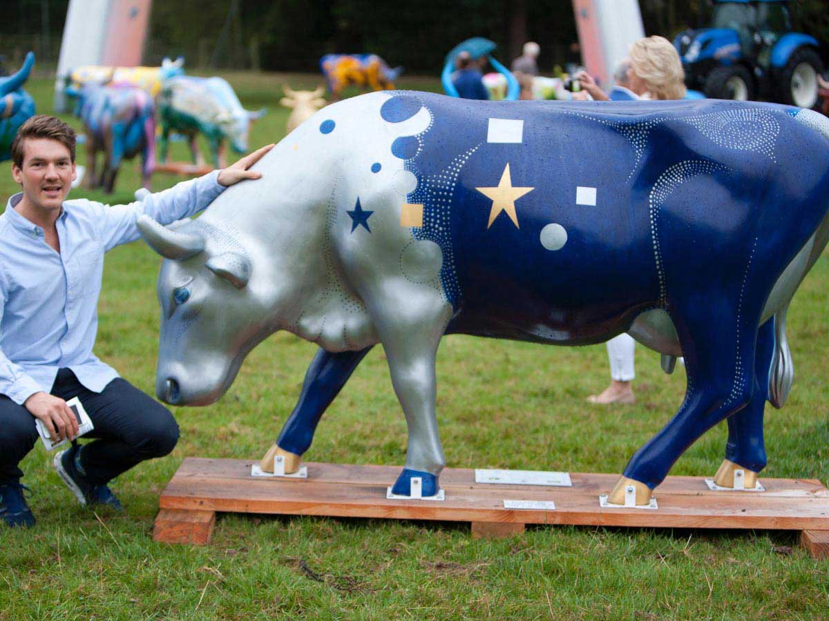 Guy Allen, Cow Parade