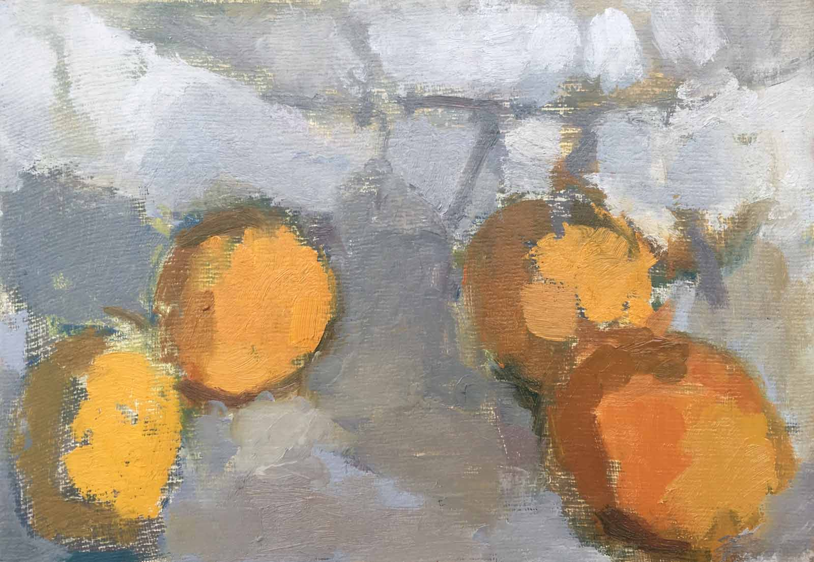 Clementines, 5th November
