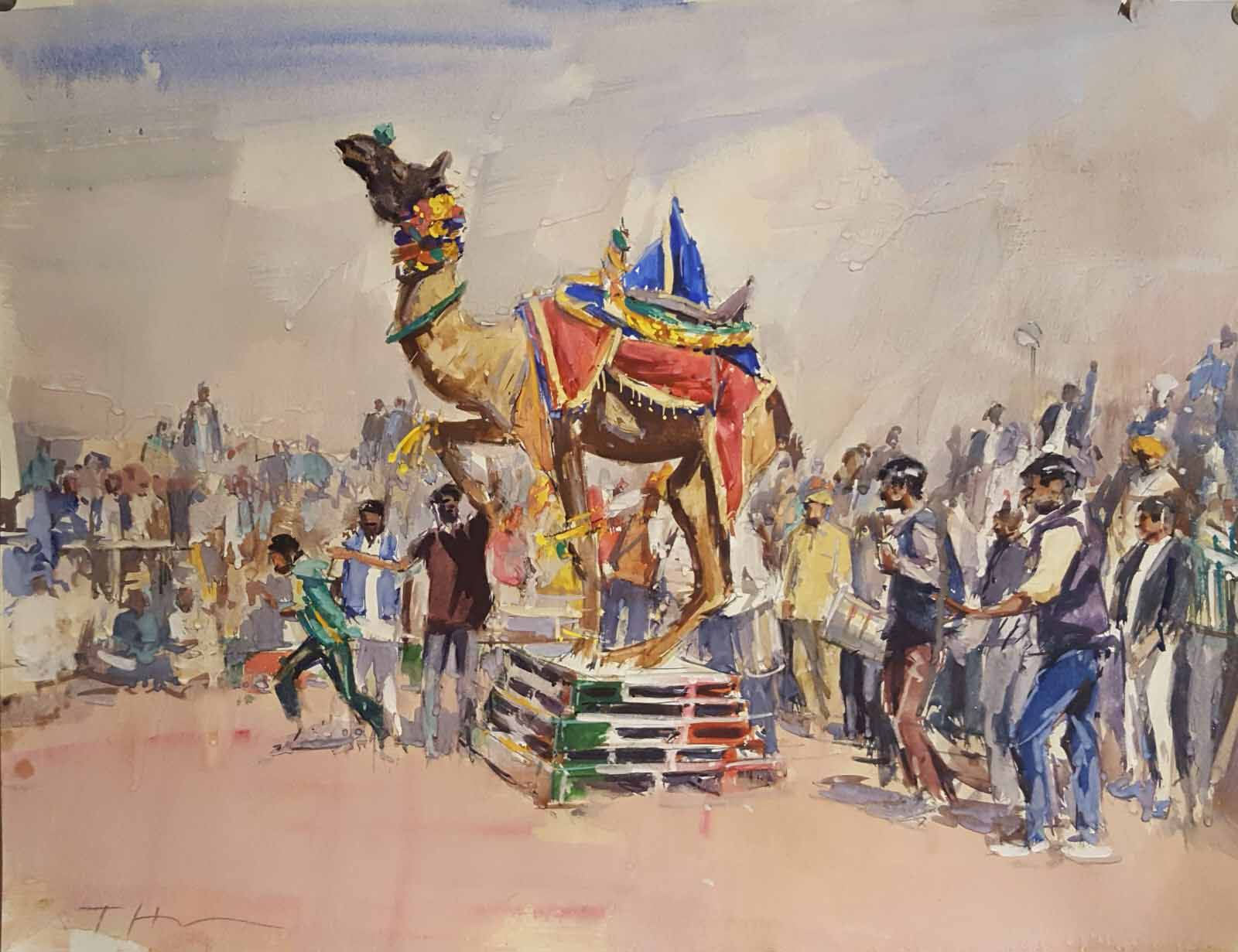 The Camel Dance, Nagaur III