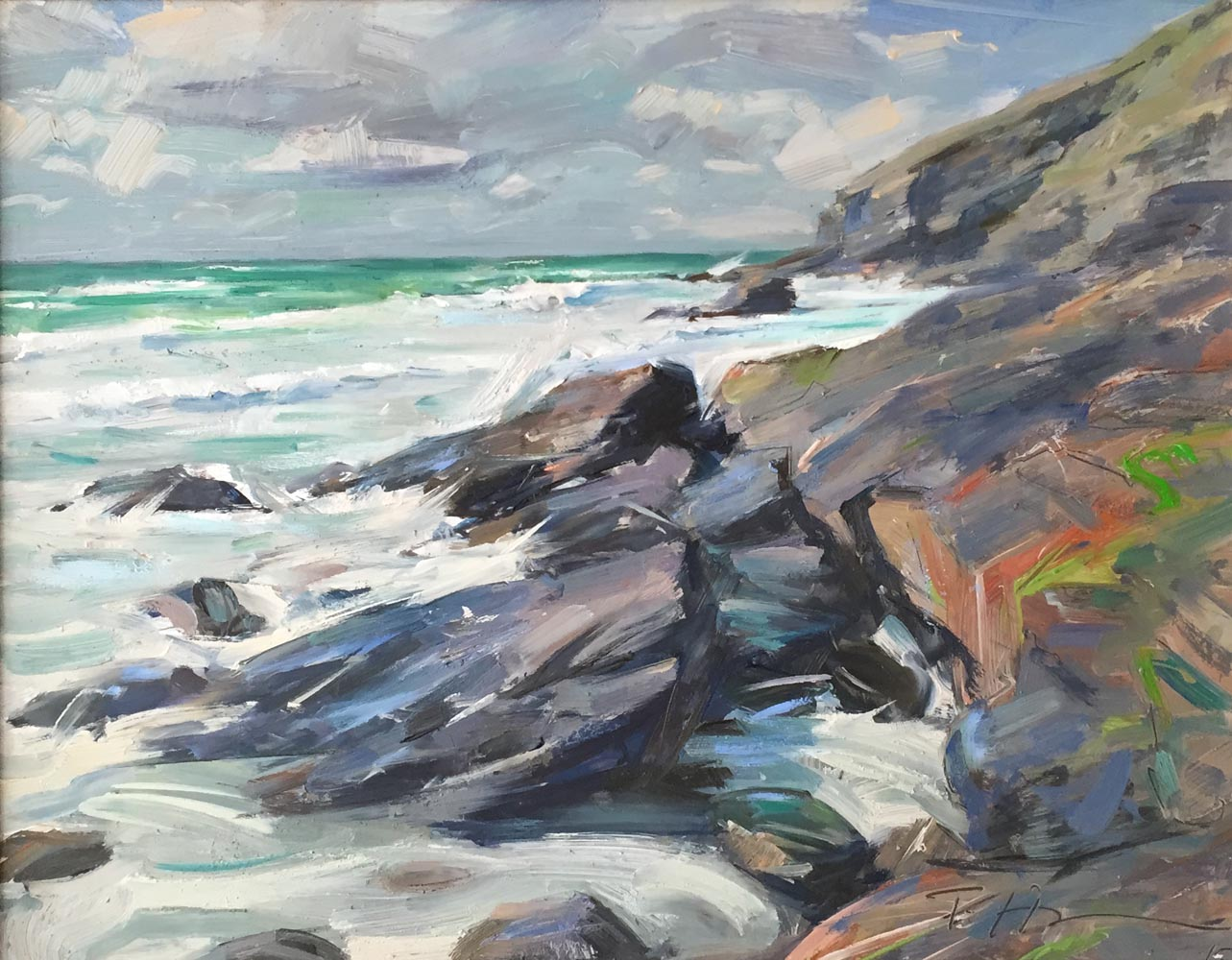 Tregardock Rocks, Cornwall