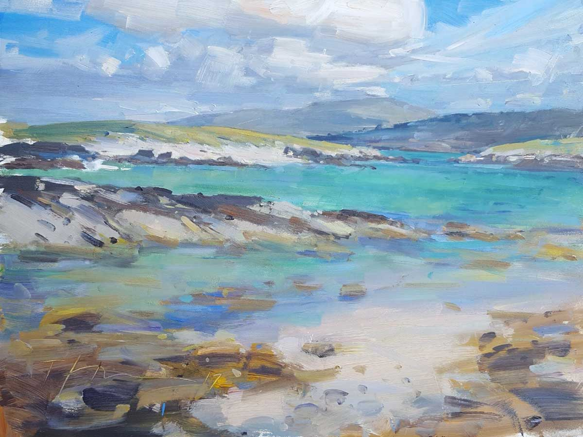 Tom Hoar, New Seascapes