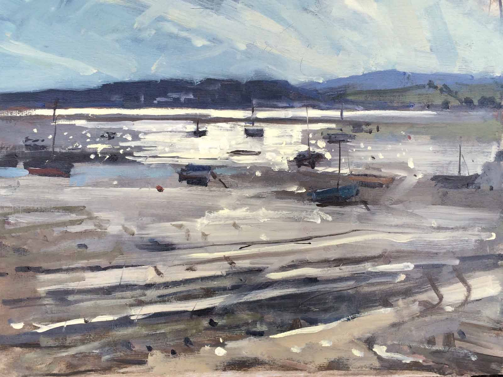Low Tide, Exe Estuary