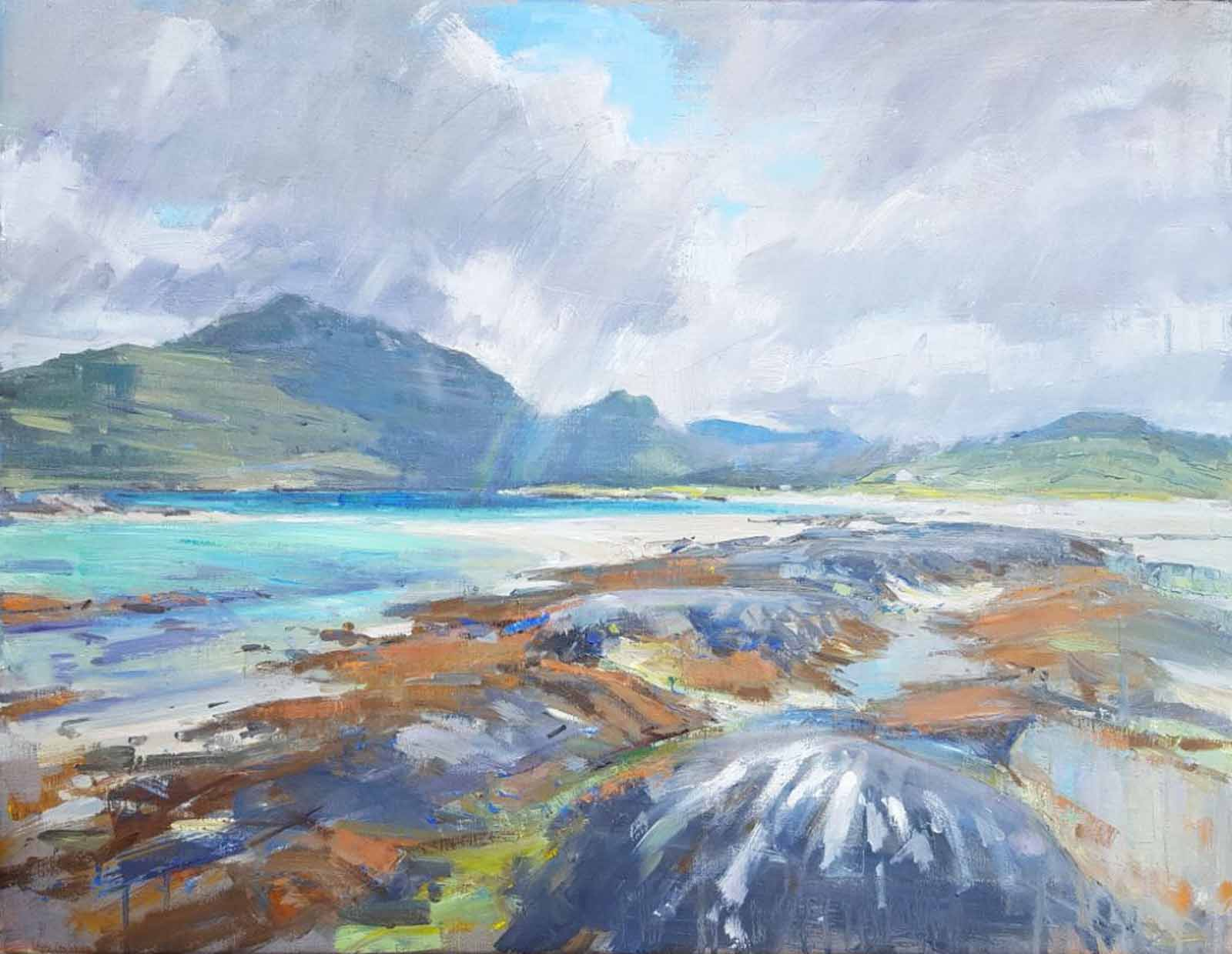 Glassilaun Beach, Connemara