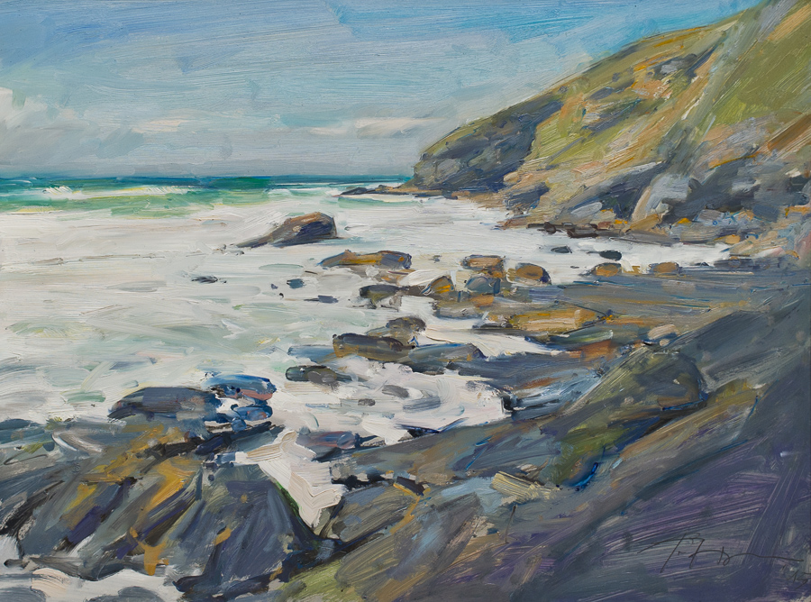Tregardock, Incoming Tide