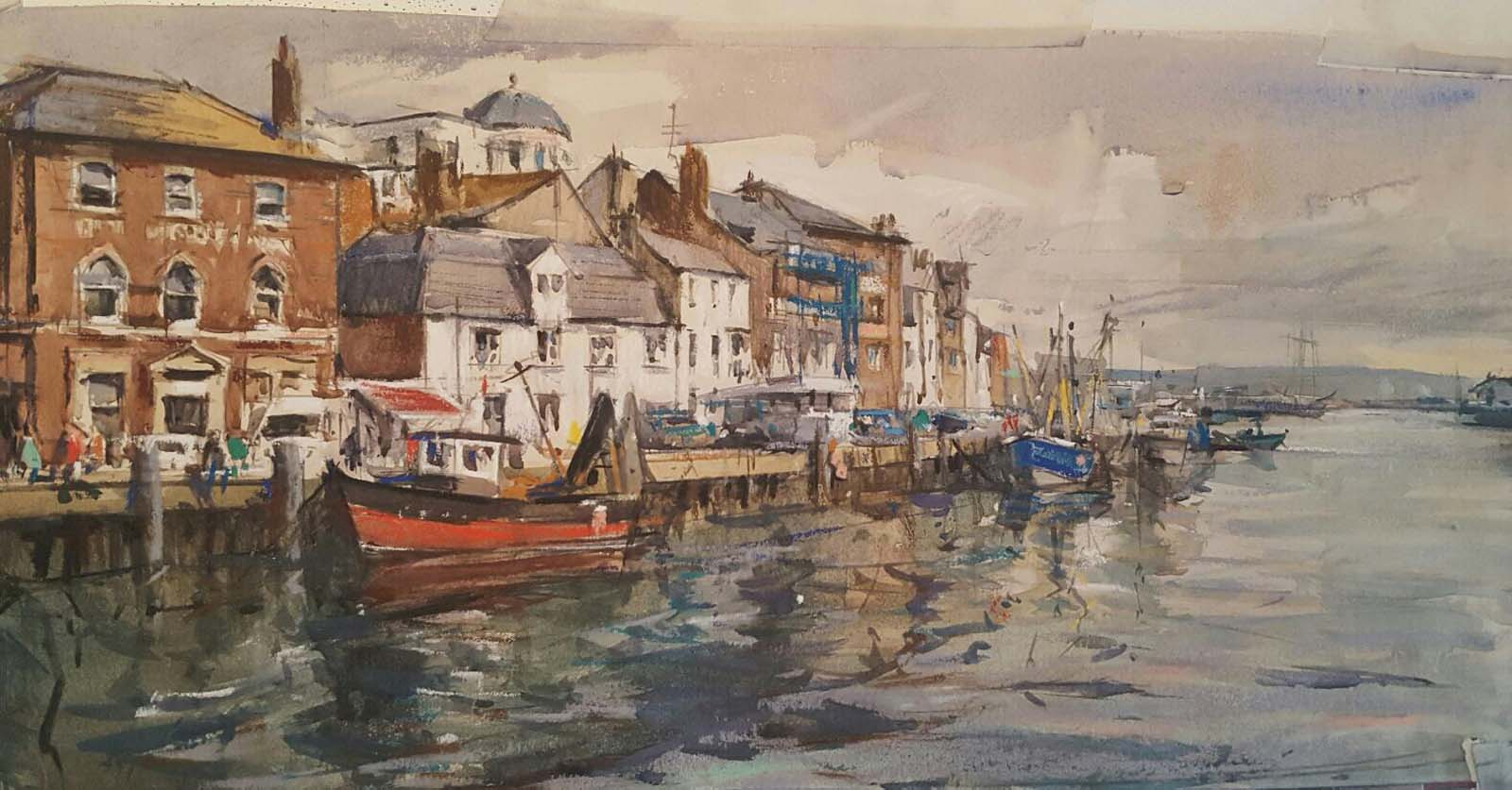 Old Harbour, Weymouth