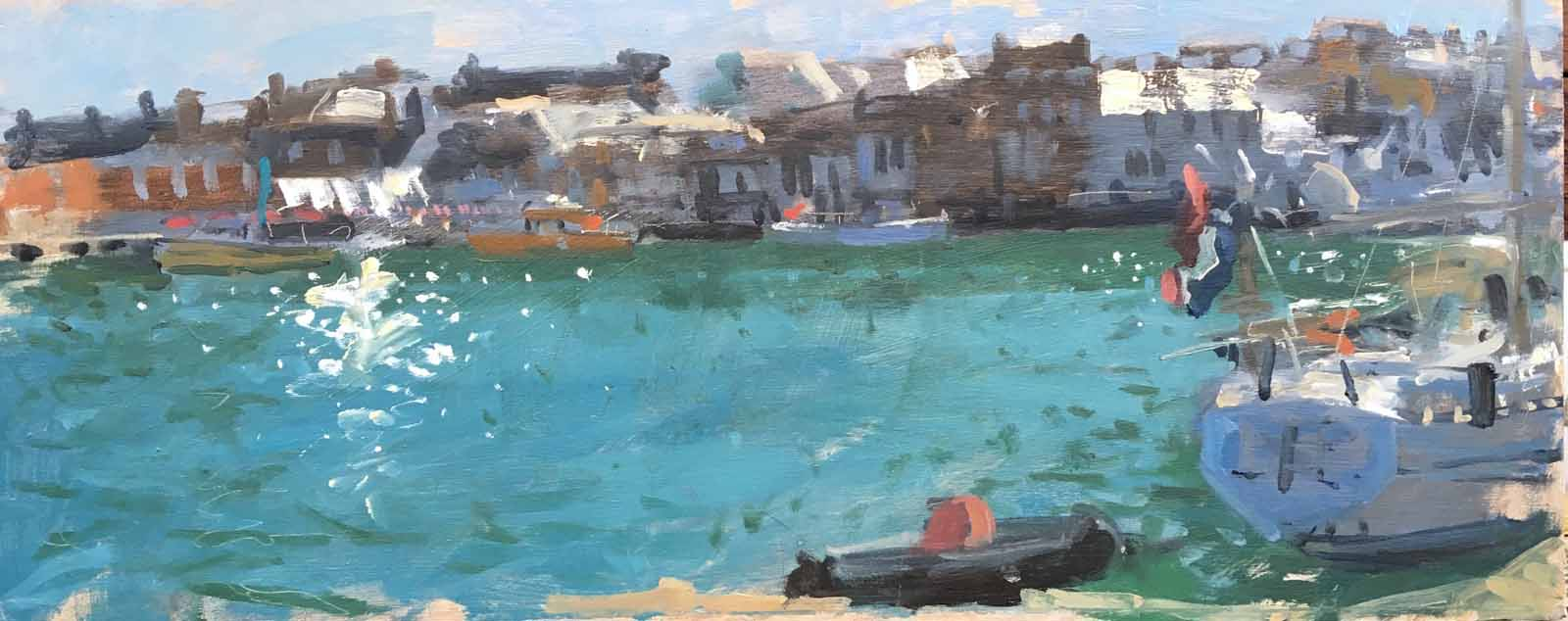 Heatwave, Weymouth Old Harbour